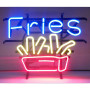 Fries-Neon-Sign